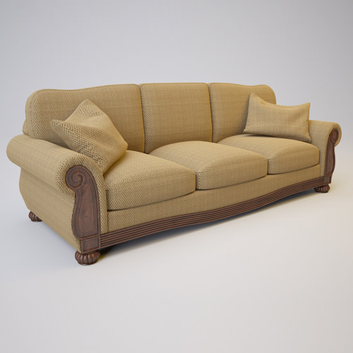 Ashley furniture lynnwood furniture sofa couch 3d for Furniture in lynnwood