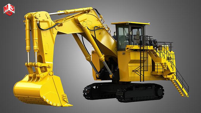 6030 FS - Hydraulic Mining Excavator