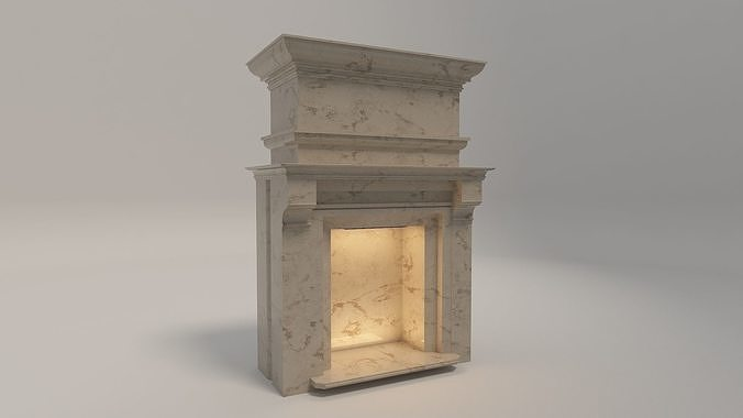 Classical Fireplace Free