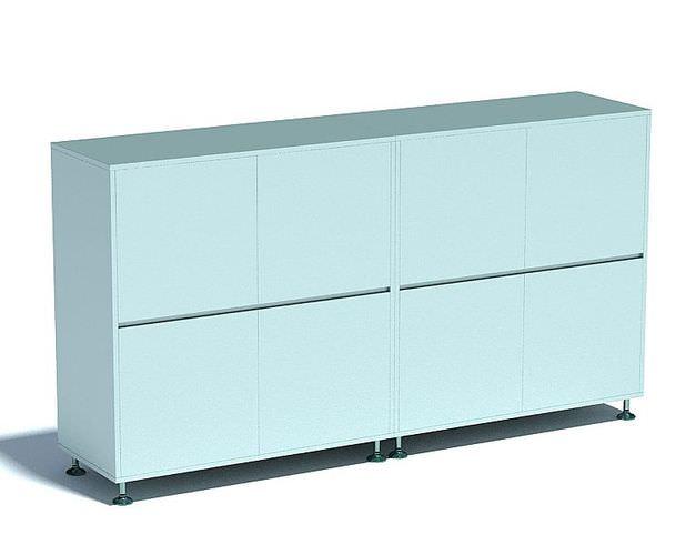 Furniture Storage Cabinets3D model