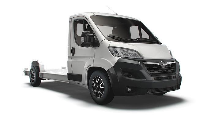 Opel Movano 3540 L4 platform cab 2022
