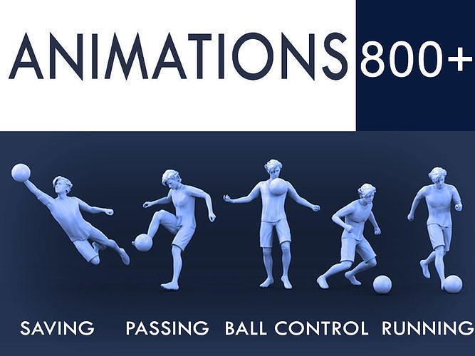 Soccer Animations