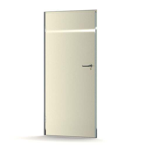 Classic White Door3D model