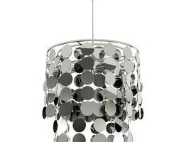 3D Hanging Mirror Lamp