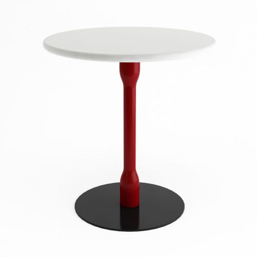 Modern Round Table3D model