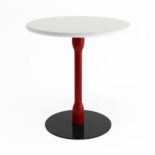Modern Round Table3D model