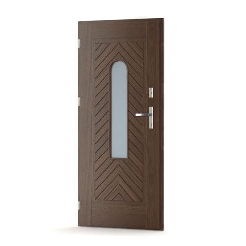 Classic Wooden Door3D model