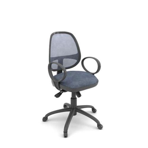 Adjustable Rolling Desk Chair 3D Model CGTrader