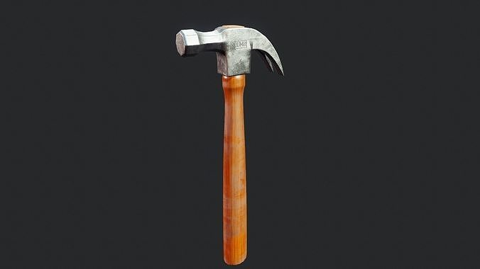 Claw Hammer - Tutorial Included