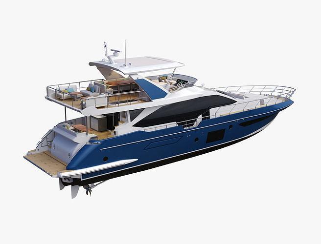 Luxury Motor Yacht Generic