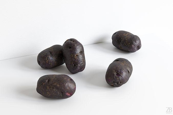 Potato 002