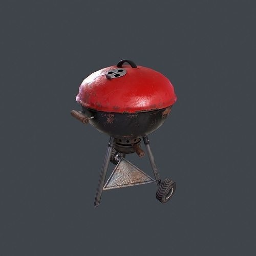 Old Barbecue