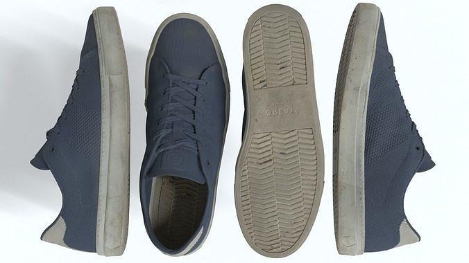 Blue Greats Brand Tennis Shoe