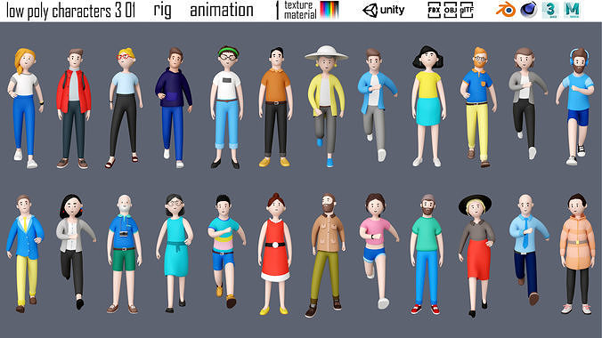 characters 3 01