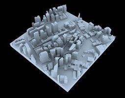 3D CITY PUZZY-2