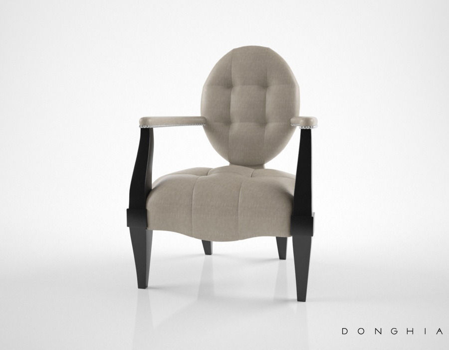 3d donghia gran eaton armchair cgtrader rh cgtrader com donghia anziano chairs for sale donghia anziano chairs for sale