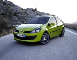 Renault Clio 3D