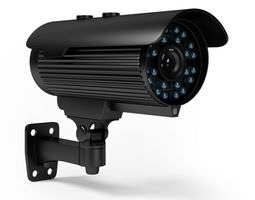 3d home security camera