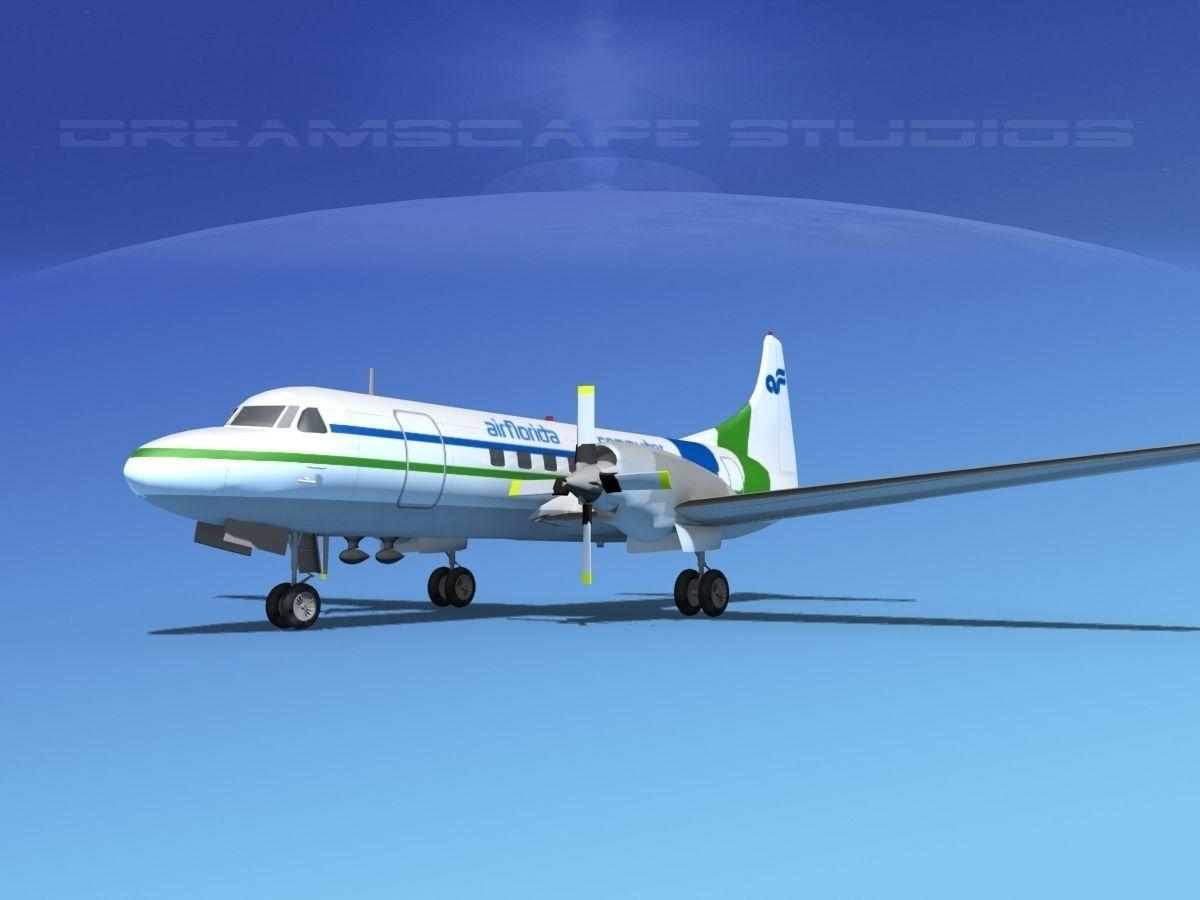 Convair CV-580 Air Florida