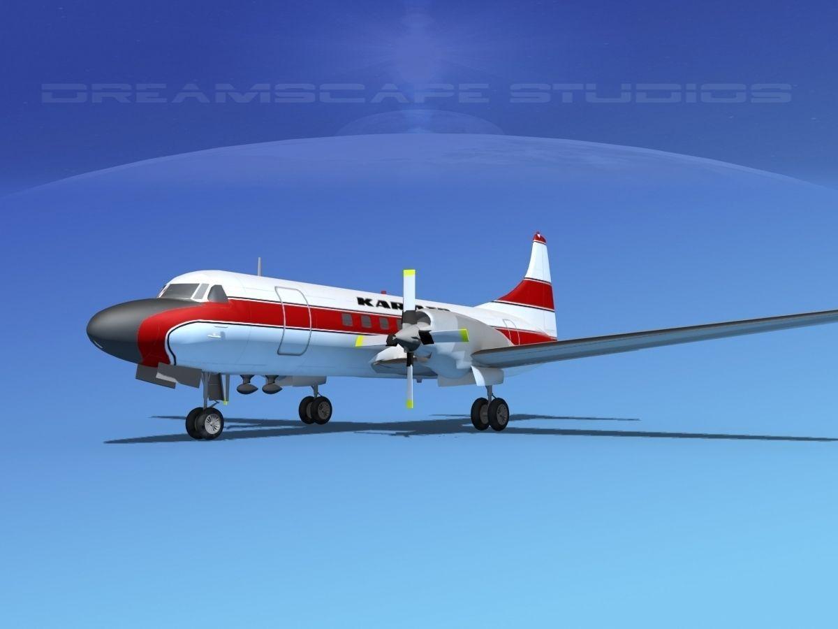 Convair CV-580 Kar-Air