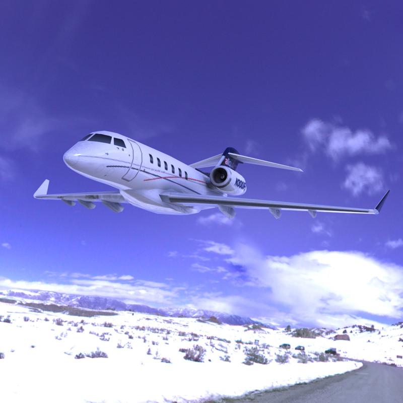 Bombardier Challenger 300