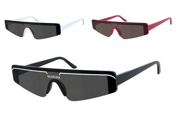 Balenciaga Eyewear Sunglasses