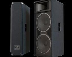 Sound System Audio Speakers Set 3D