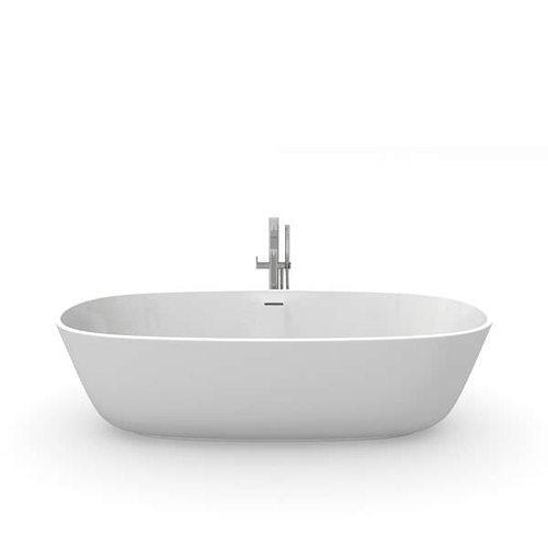 3d classic white bathtub cgtrader for 3d bathroom models