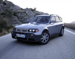 BMW X3 3D Model