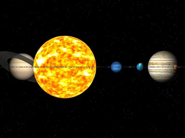 3d solar system modal - photo #23