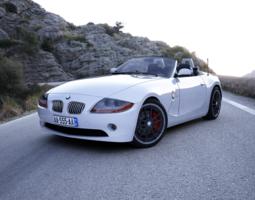 BMW Z4 3D Model