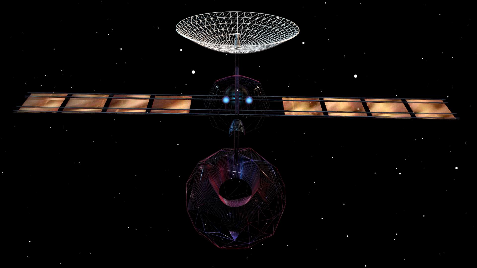 space probe models - photo #9