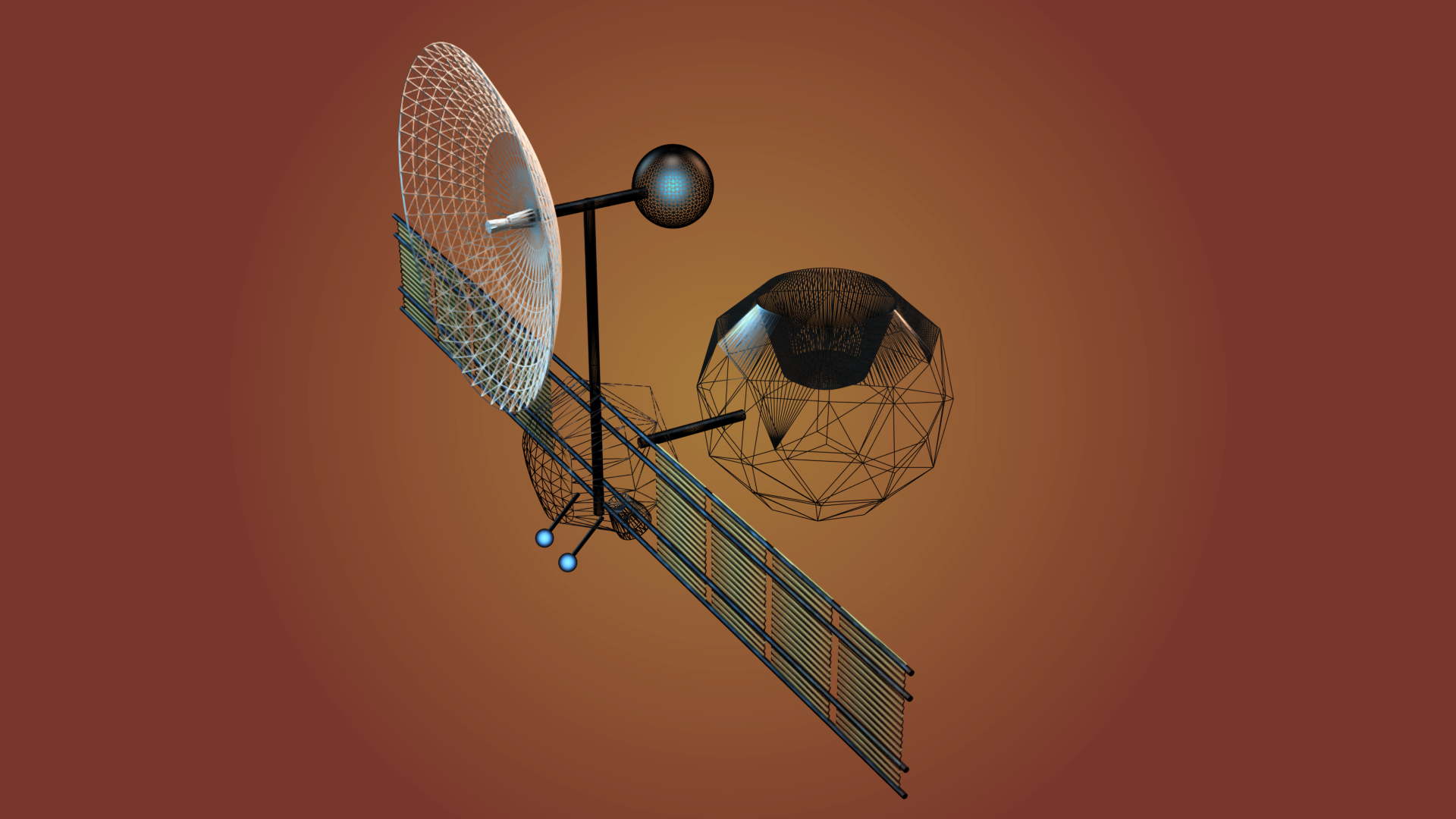 space probe models - photo #17