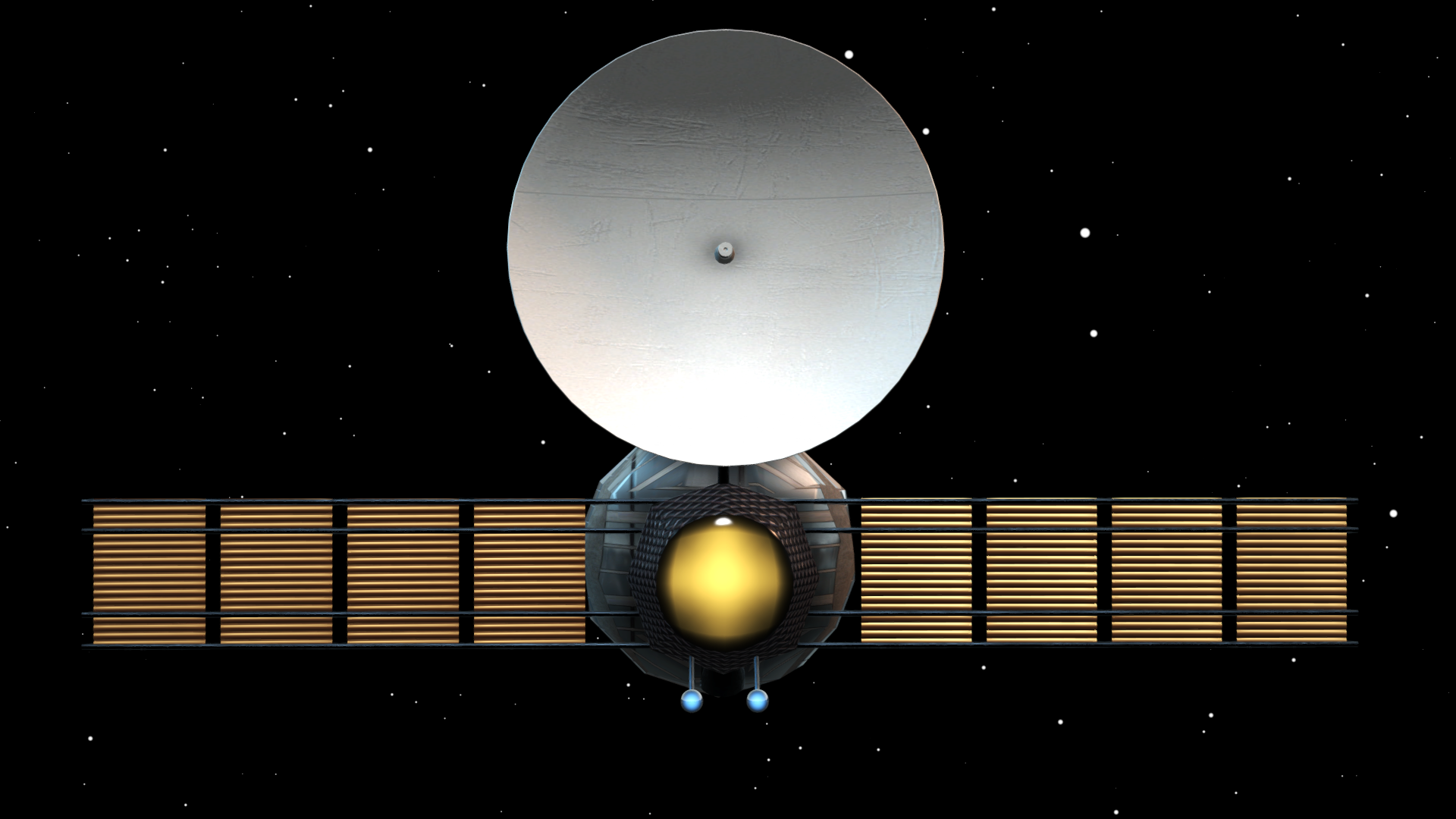 space probe models - photo #4