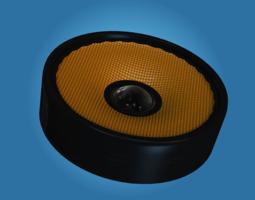 Woofer 3D Model