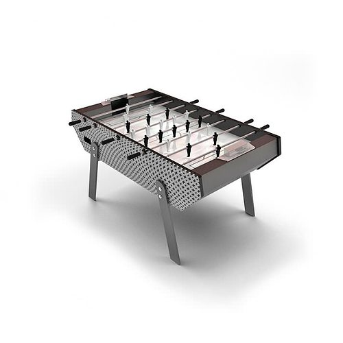 Football game table 3d model cgtrader for Table 3d model