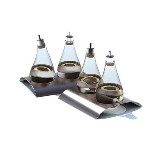 Modern Oil And Vinegar Set3D model