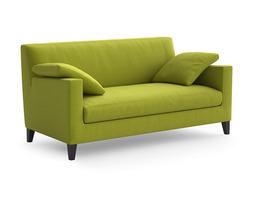 3d ligne roset citta sofa and armchair