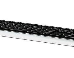 Computer Keyboard 3D