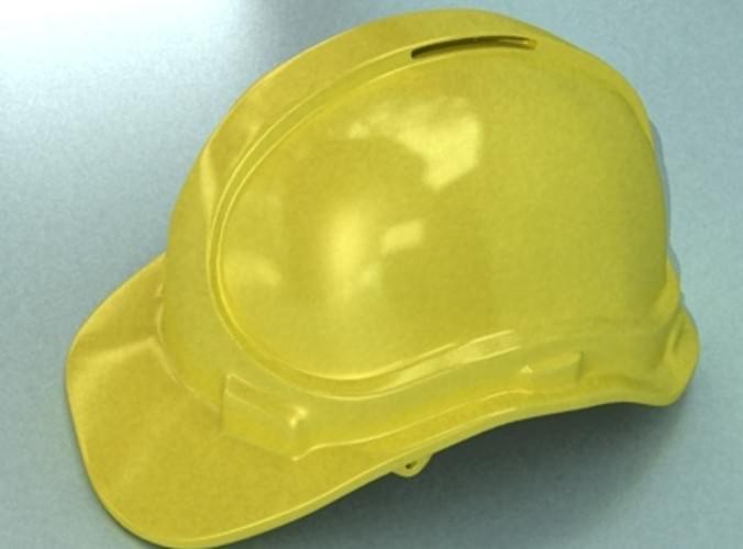 Safety Helmet3D model