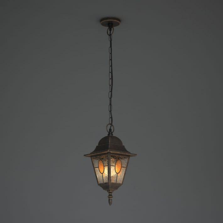Hanging Outdoor Lamp 3D Model