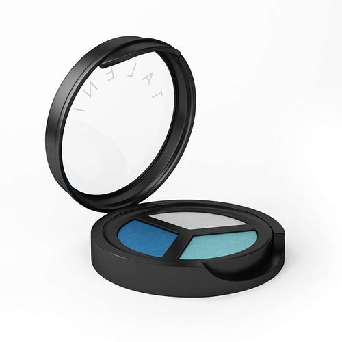 make up   blue shades 3d model obj mtl 1