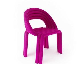 3D Casamania Rose Nuance Chair