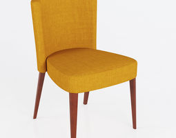 fama torico chair 3D