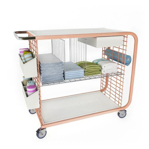 Cart   Baby Changing Table3D model