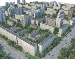 City District 3D