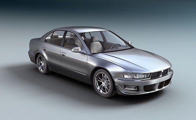 Mitsubishi sedan models