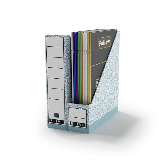 office filing box 3d model obj 1 file boxes54 boxes