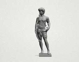 Michelangelo II 3D Model