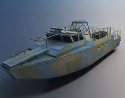 navy multi purpose assult craft mpac 3d
